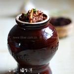冬菜炒鸟贝(海鲜家常菜)