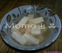 瑶柱豆腐汤