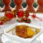 虫草花玉米脊骨汤(春节年菜首选汤水)