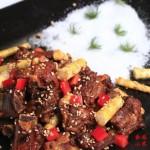 竹笋烧排骨(春节家宴上不可或缺的大菜)