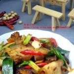过门香回锅肉 (荤菜-升级减肥版)