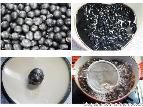 日式砂糖煮黑豆