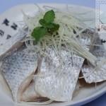 原味子姜蒸鲷鱼(清蒸菜)
