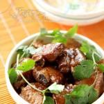酒香排骨鸡(荤菜)