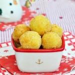 香酥薯球  (春节年菜-团团圆圆)