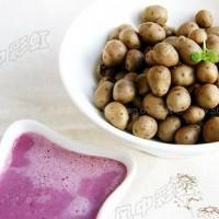 酸奶山藥豆