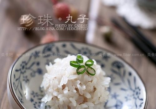 珍珠丸子(春节最有年味儿的一道团圆菜)