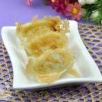 莴苣煎饺(春节早餐菜谱)