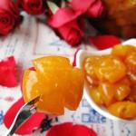 糖渍金桔(家庭食疗)