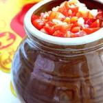 秘制剁椒酱和剁椒芋头(自制酱料)