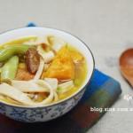 山西柳叶面(早餐菜谱)