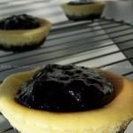 藍莓芝士蛋糕(甜品)