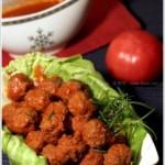牛肉丸子(春节菜谱-合家团圆)