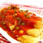 脆皮豆腐(春节菜谱)