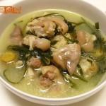 蘸汁猪蹄(凉菜)