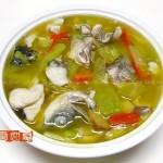 泡菜鱼(荤菜)