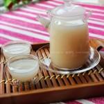 藕汁(饮料-清热解毒)