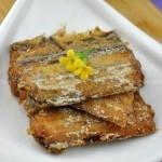 干炸带鱼(海鲜家常菜)