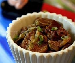 豆腐果笋干炖肉