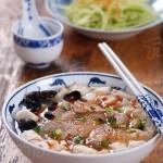 羊肉泡馍(最有特色的陕西小吃)