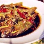 清蒸小黄花鱼(海鲜家常菜)