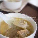 冬筍番鴨湯(葷菜)