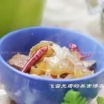 猪肉酸菜炖粉条(东北菜)