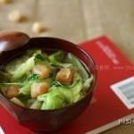 干贝圆白菜(快速发干贝的小窍门)