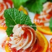 果香芋頭沙拉
