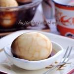 茶叶蛋(早餐菜谱-茶叶蛋快速入味的妙招)