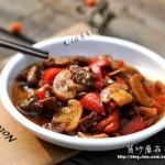 酱炒蘑菇牛肉(荤菜-详解如何炒出最嫩的牛肉秘诀)