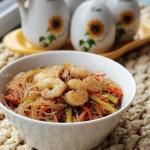 私房炒米线(早餐菜谱)
