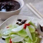 木耳杂蔬小炒(春季排毒减脂餐)