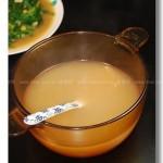 蕃石榴煲鸡汤(荤菜)