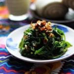 醬香拌菠菜(素菜)