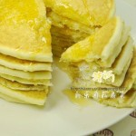 蜂蜜松饼(早餐菜谱)