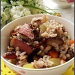 腊肉红豆杂粮饭(花样主食)
