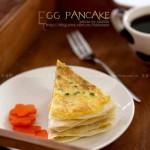 鸡蛋饼(早餐菜谱-红遍全国的街头小吃)