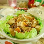 肉末豆腐煲(15分钟懒人快手下饭菜)