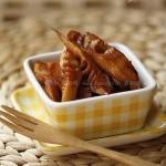 油燜筍(素菜)