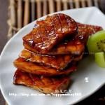 蜜汁杏鲍菇(素菜-春季排毒减脂餐)