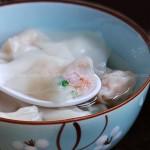 虾肉小馄饨(早餐菜谱)