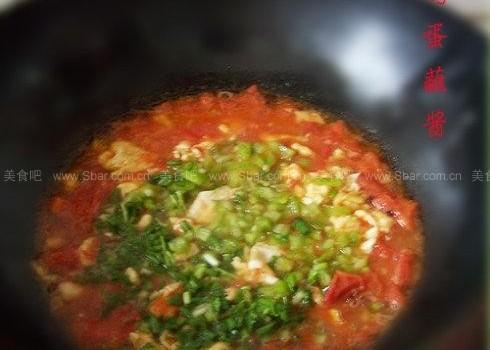 番茄鸡蛋酱VS油醋汁(酱料)