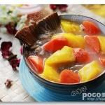 木瓜煲鱼尾(滋润养颜)