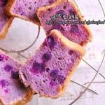 紫薯戚风蛋糕(早餐菜谱)
