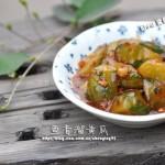 鱼香溜黄瓜(速效减肥瘦身晚餐)