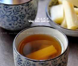 甘蔗红枣桂圆甜汤