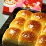 枫糖椰浆餐包(早餐菜谱)
