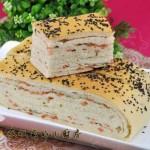烤大饼(早餐菜谱)