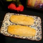 自制黑芝麻牛舌餅(早餐菜譜)